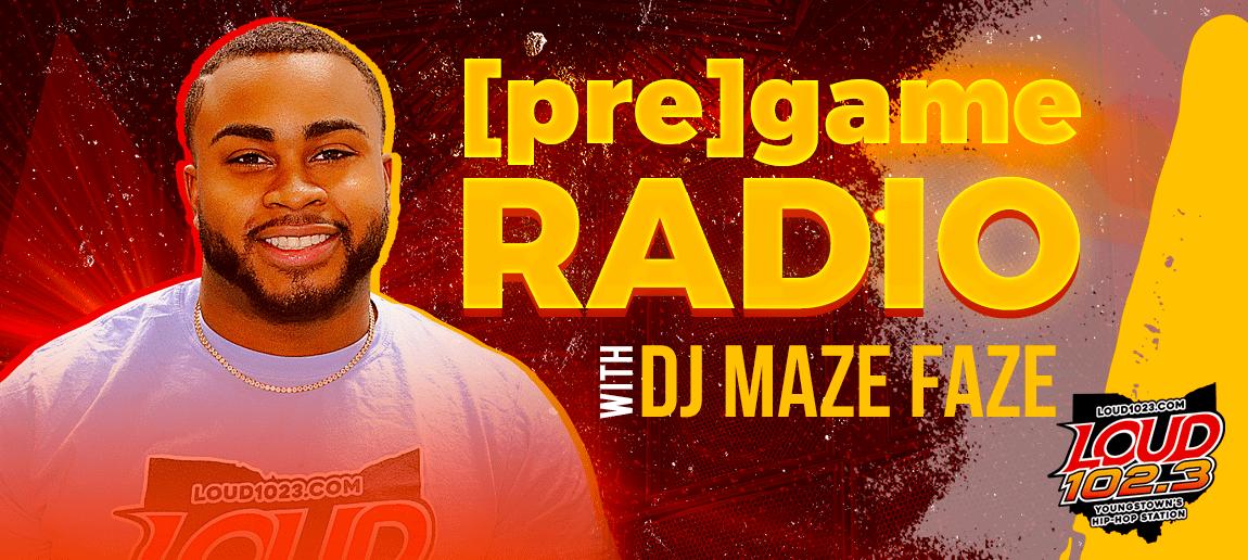 DJ Maze Faze pre Game Radio Loud 102.3