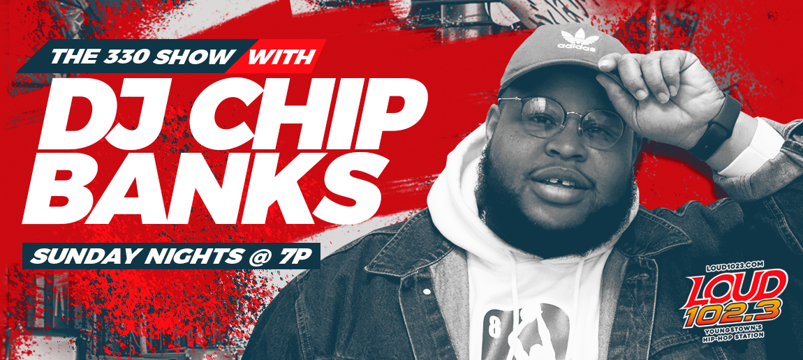 DJ Chip Banks Loud 102.3 330 Show