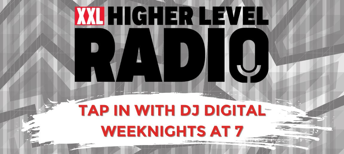 XXL Higher Level Radio DJ Digital